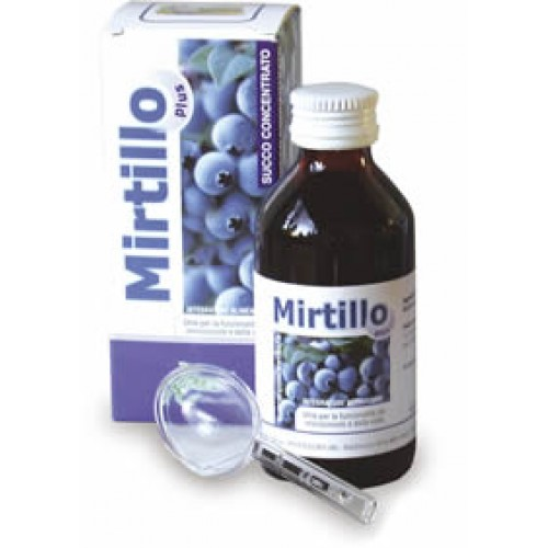 ABOCA - MIRTILLO PLUS - Succo Concentrato - Flacone da 100 ml.