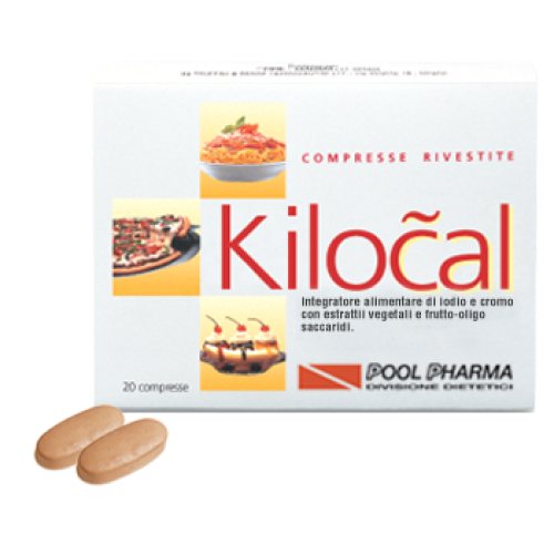 KILOCAL - 20 Compresse Rivestite