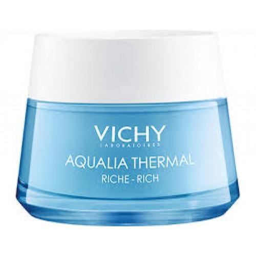 VICHY - Aqualia Thermal Crema Reidratante Ricca - 50 ml.